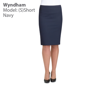 Wyndham, skirt, Navy